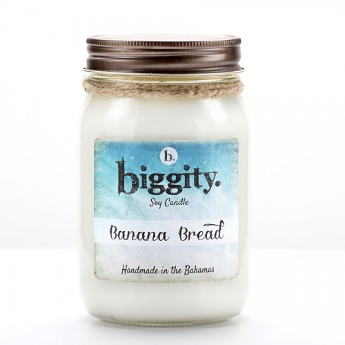 Biggity Banana Bread 16oz
