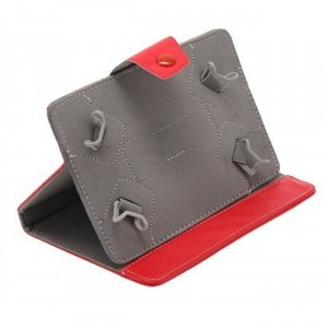 red tablet case
